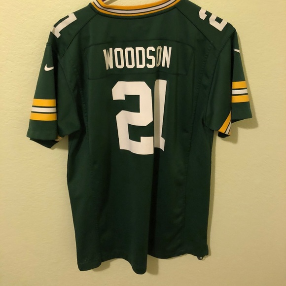 new arrival 7022b c7527 Charles Woodson Green Bay packers jersey